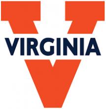 A logo for the 1997 University of Virginia Football Program