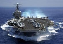 Aircraft Carriers are among the foremost symbols of the United State's involvement in global affairs